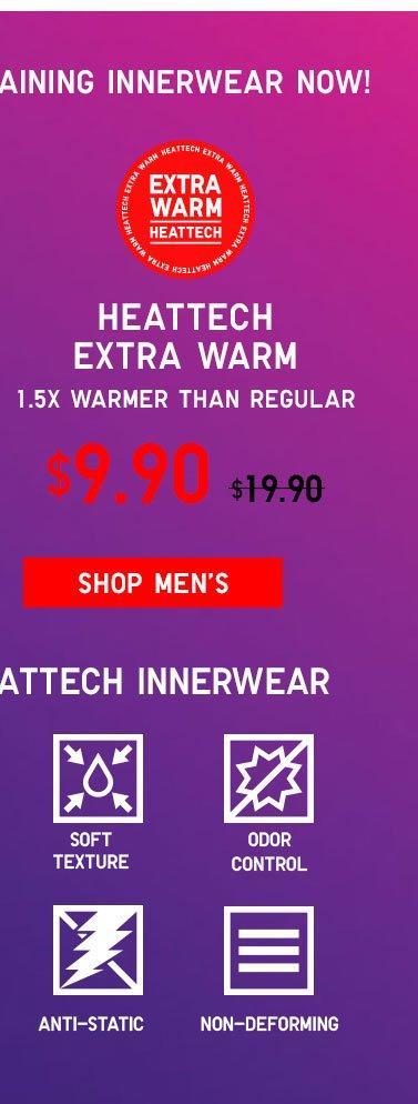 Men's Heat Tech