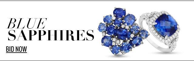 Blue Sapphires