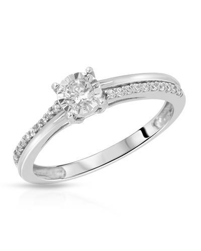 LUNDSTROM Diamonds White Gold Ring