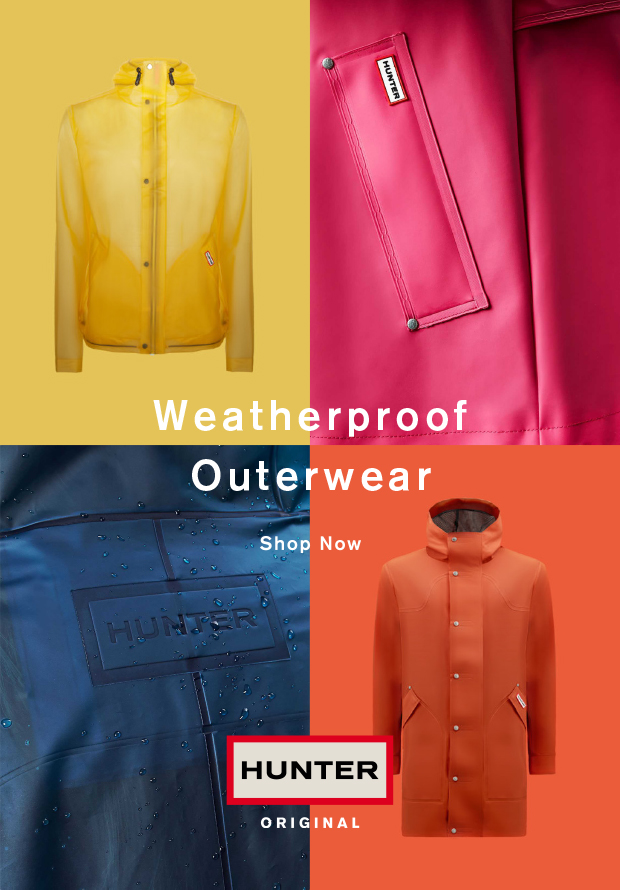 Weatherproof Outerwear - Shop Now