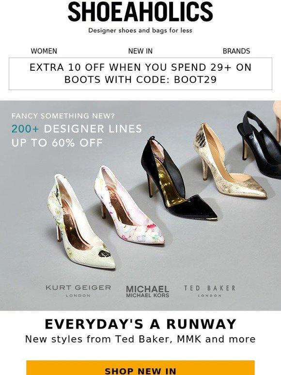 ada2a0f1d969fd Shoeaholics  Extra £10 off Boots