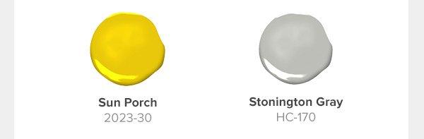 Sun Porch 2023-30 Stonington Gray HC-170