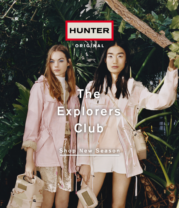 The Explorers Club: Shop New Seson