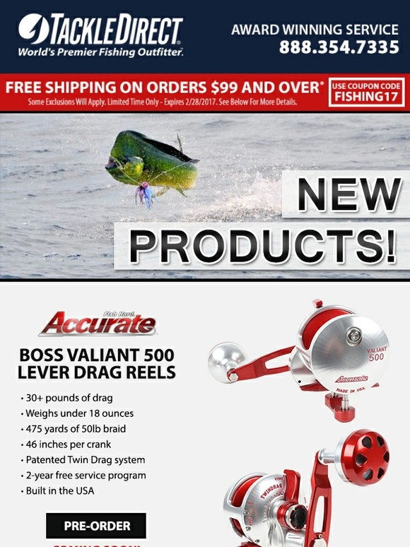 Burch Fishing Tackle is your premier one stop shop for the best selection of Wholesale Fishing Tackle and Fishing Tackle Drop Shipping. We offer over 20, wholesale fishing tackle items in over of the best Fishing Tackle Brands on the market today. Click .
