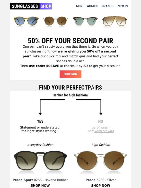 Pays It To ShopRight Now Want Sunglasses MoreMilled PnOk80w