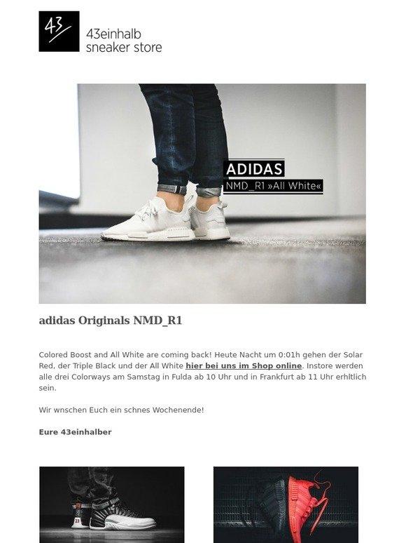 43einhalb Sneaker Store: adidas Originals NMD_R1 | Milled