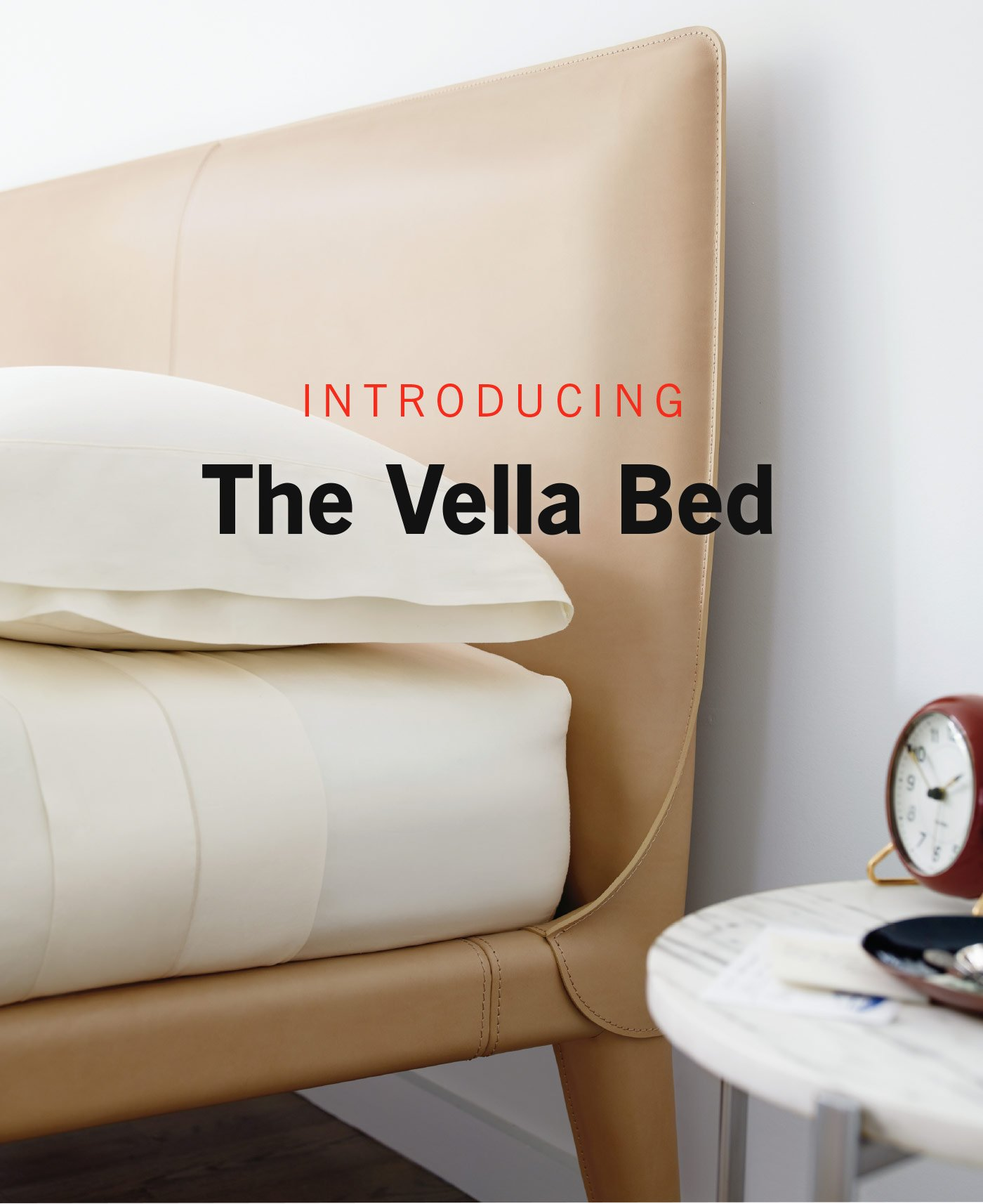 Introducing Vella Bed