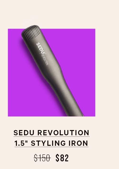 Sedu Revolution Styling Iron