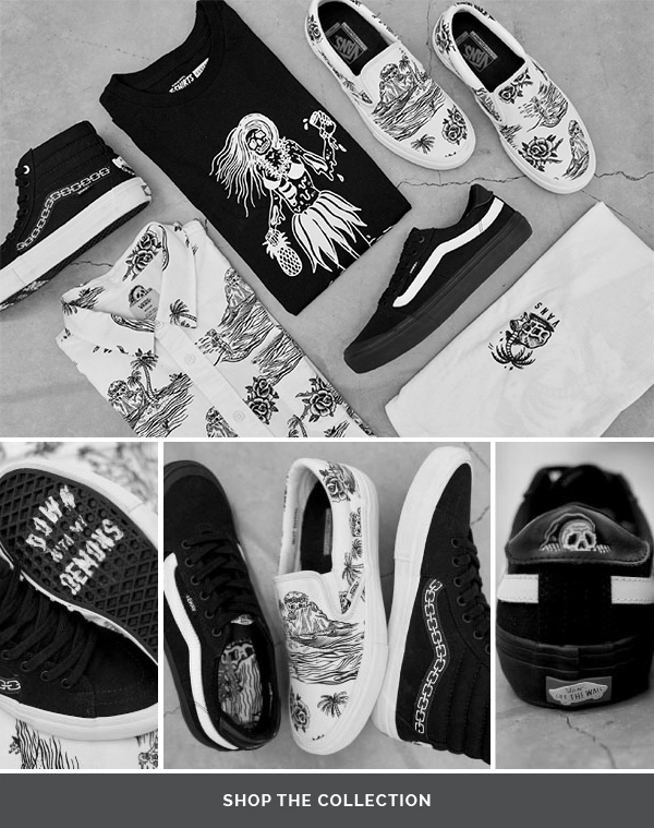 8b9f40cdaa3f VANS X SKETCHY TANK - The New Collaboration You ll Want Before It s GONE