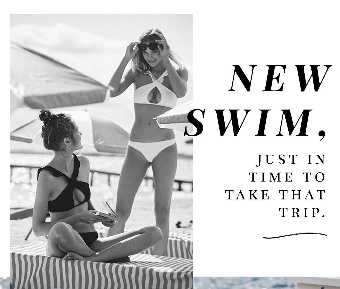 Shop New Swim