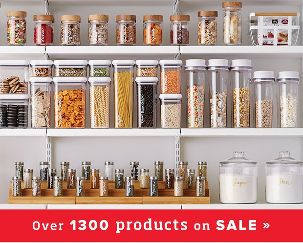 Attirant The Container Store: 15% OFF EVERYTHING Kitchen U0026 Pantry! | Milled