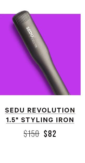 Sedu Revolution Styling Iron