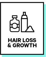 Hair Loss & Growth