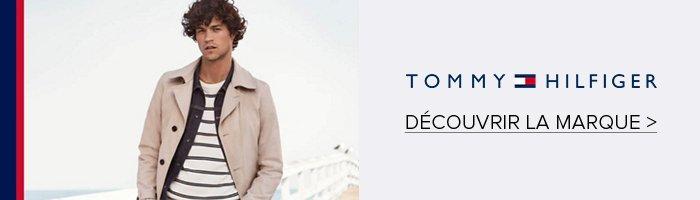 Tommy Hilfiger - Découvrir la marque
