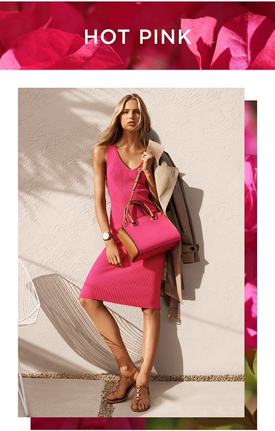 Michael Kors This Spring It S All About Color Milled