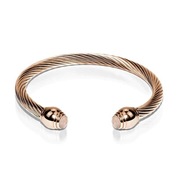 Joseph Nogucci Be an 18k Golden Goddess 24 Cable BanglesHurry