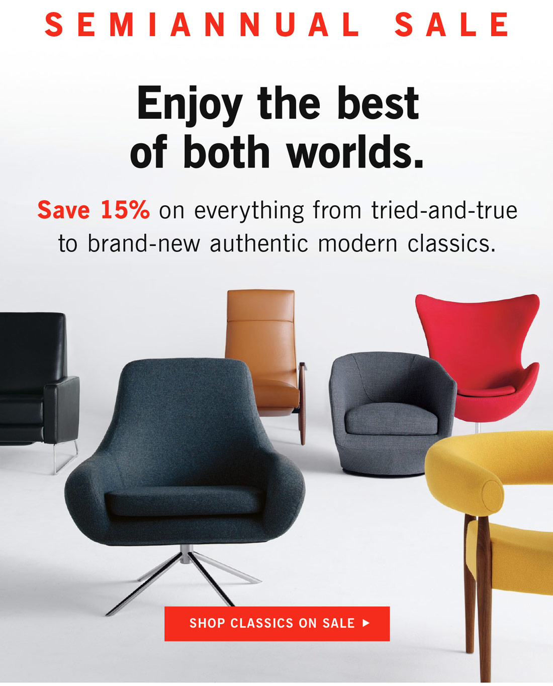 Shop Classics on Sale!