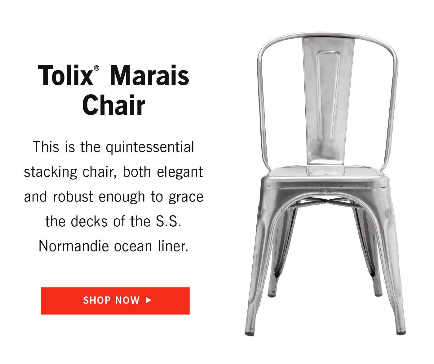 Shop Tolix Chair
