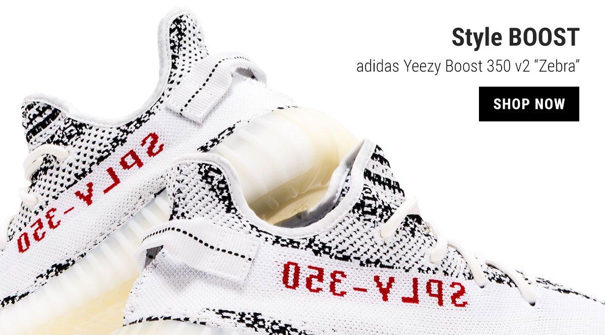 adidas Yeezy Boost 350 v2 \u201cZebra\u201d