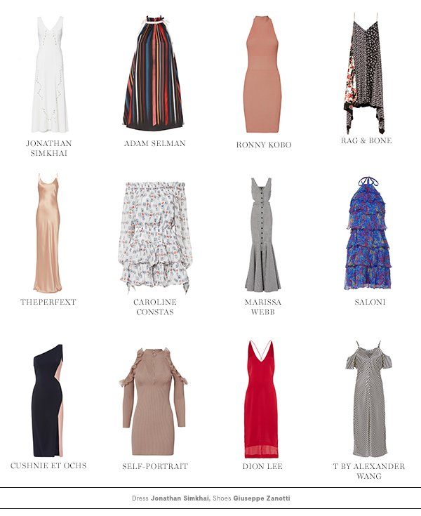 Intermix 289 chic new dresses to covet milled for 1440 broadway 19th floor new york ny 10018