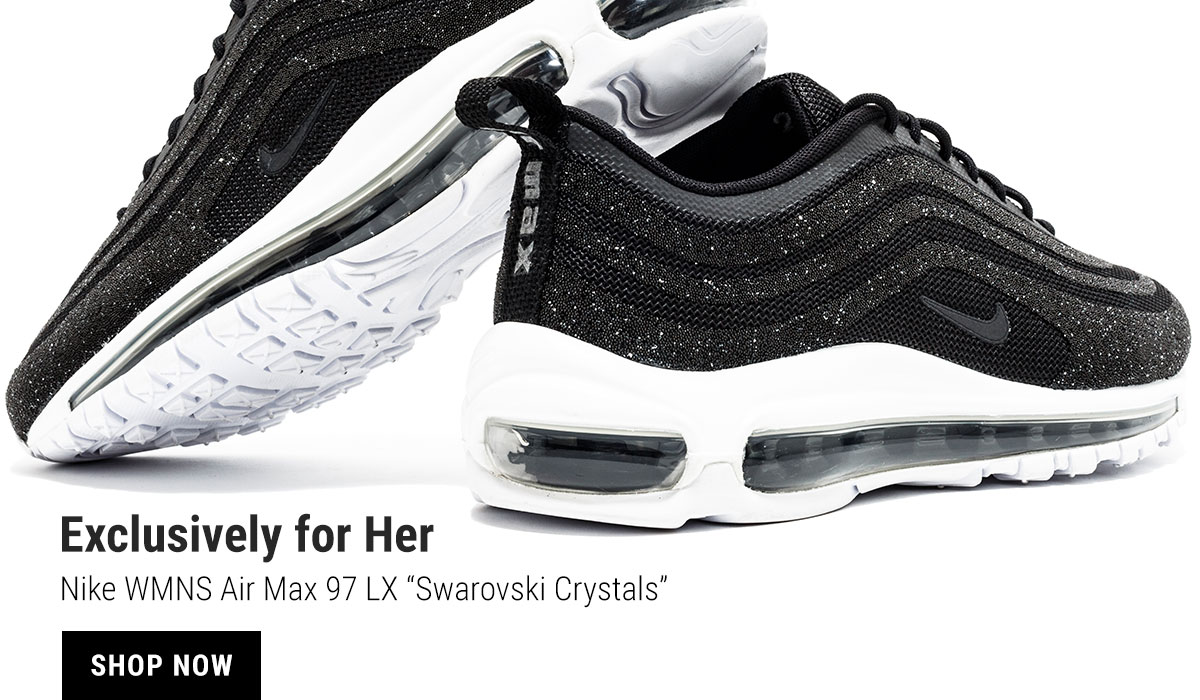 check out 7bcbe 198e9 ... authentic wmns air max 97 lx swarovski crystals 42cdf 95e44