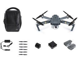 Now in Stock- Mavic Pro Fly More Combo