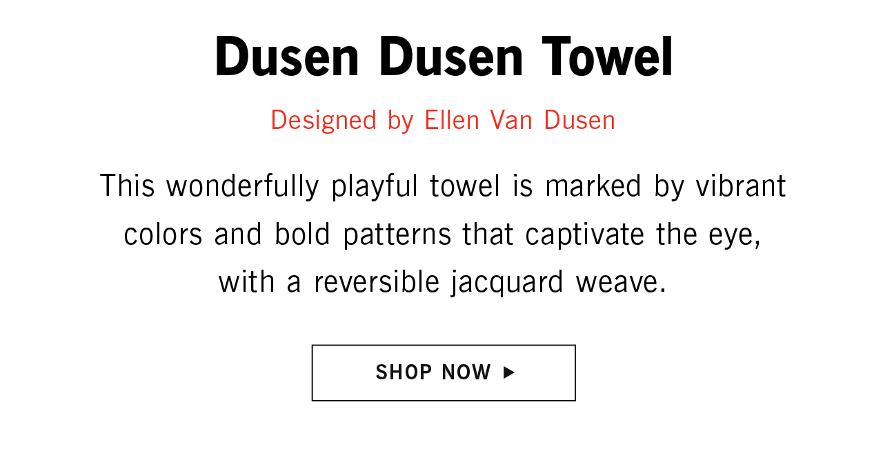 Shop Dusen Dusen Towels