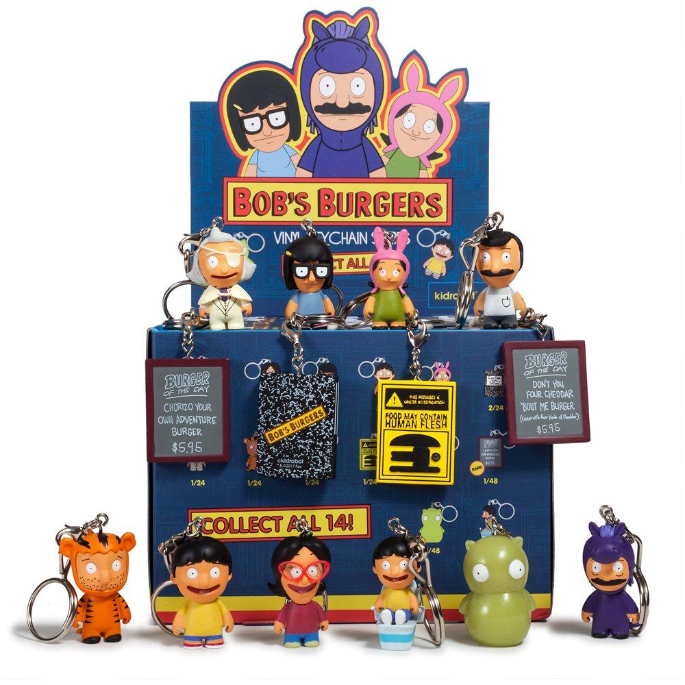 Bob/'s Burgers LOUISE Blind Box Vinyl Figure Kidrobot LOOT CRATE Exclusive NEW