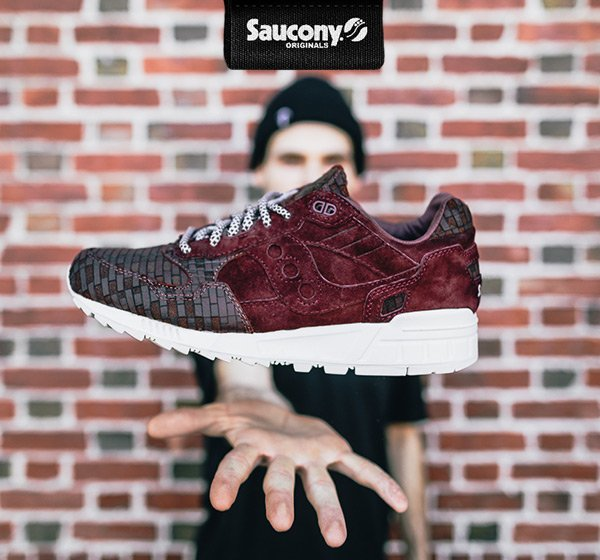 watch 03cf7 b7216 Saucony: Online exclusive: Shadow 5000 Bricks | Milled