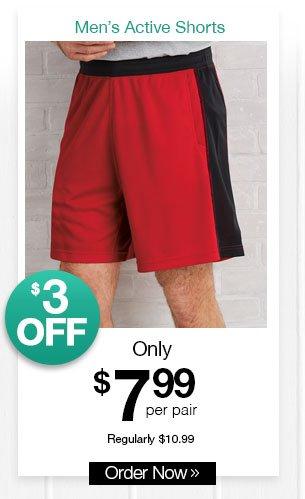 Shop Men's Active Shorts
