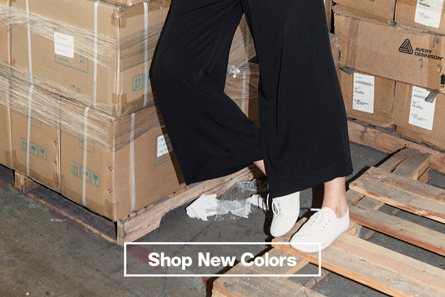The Chicago Pant + 50% Off Everything. Shop Now.