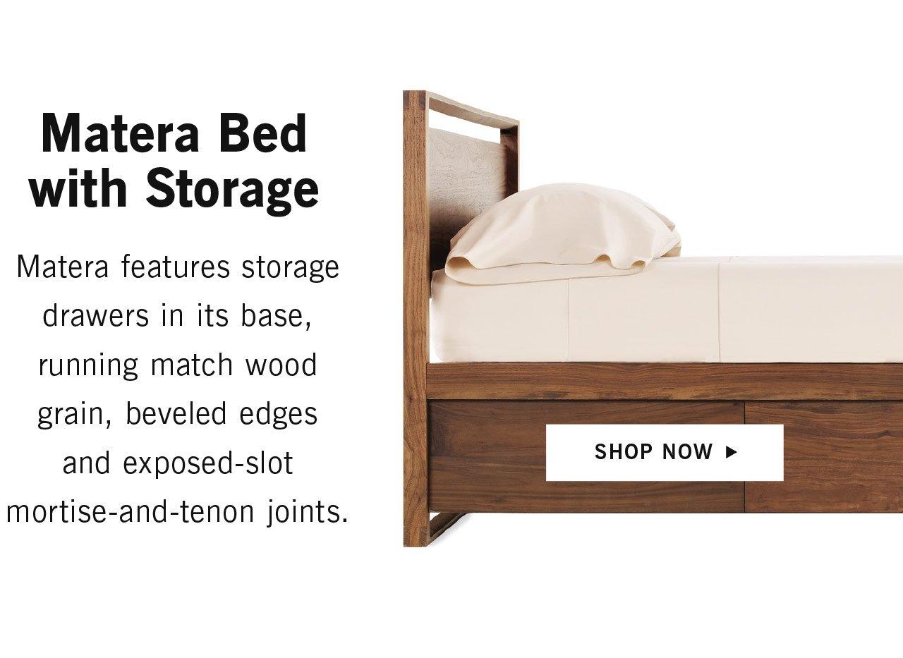 Shop Matera Bed