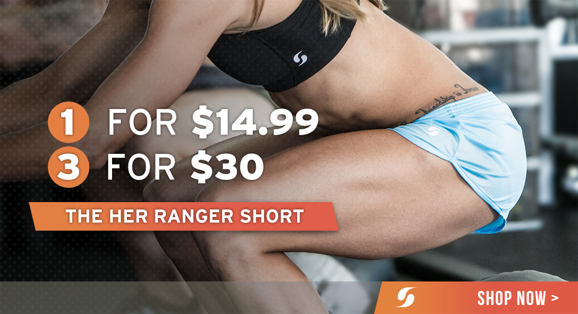 The Her Ranger Panty 1 for $14.99. 3 for $30