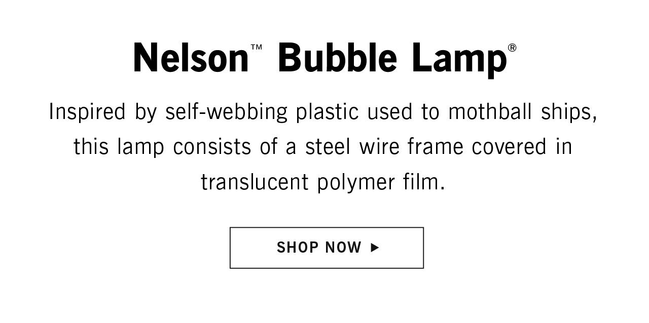Shop Nelson Bubble Lamps