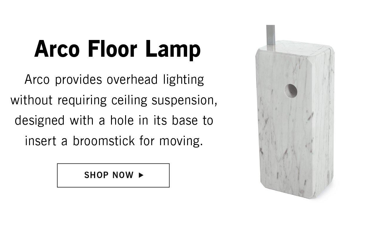 Shop Arco Floor Lamp