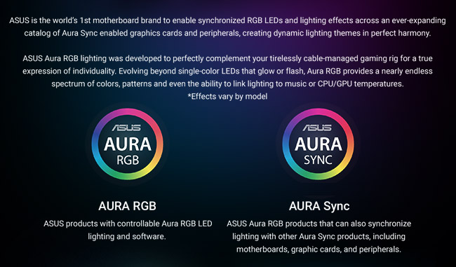 Newegg: Outshine the Competition - Save Up to 33% on Asus AURA