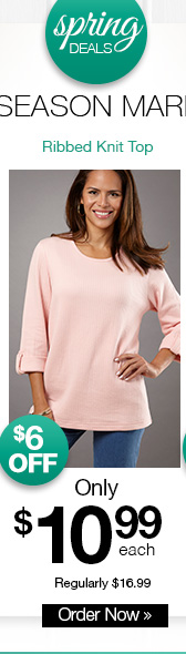 Shop Women's Ribbed Knit Top