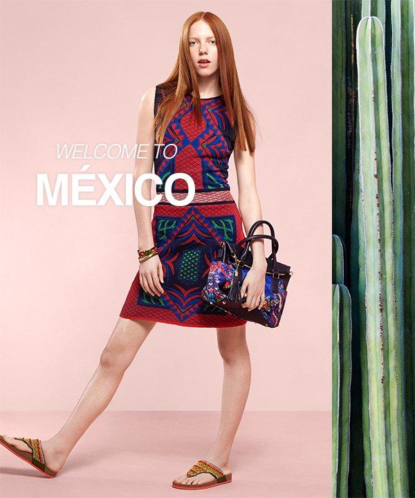 Welcome to México