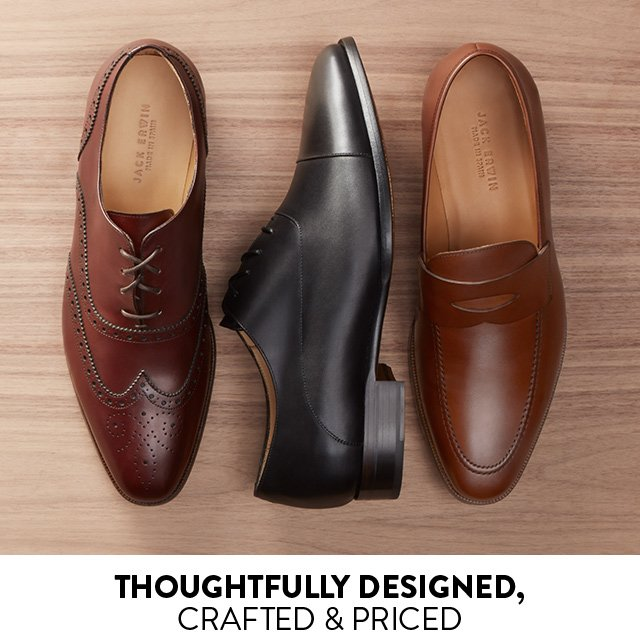 Nordstrom: Introducing Jack Erwin   Milled