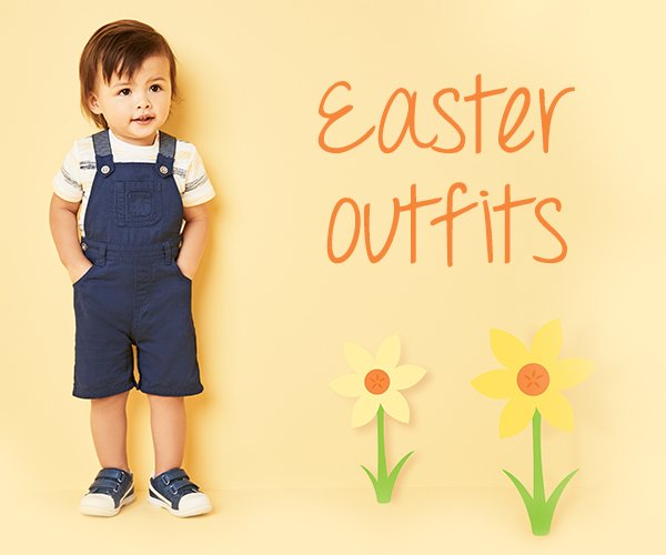 Mothercare explore our cracking easter outfits milled easter outfits negle Images