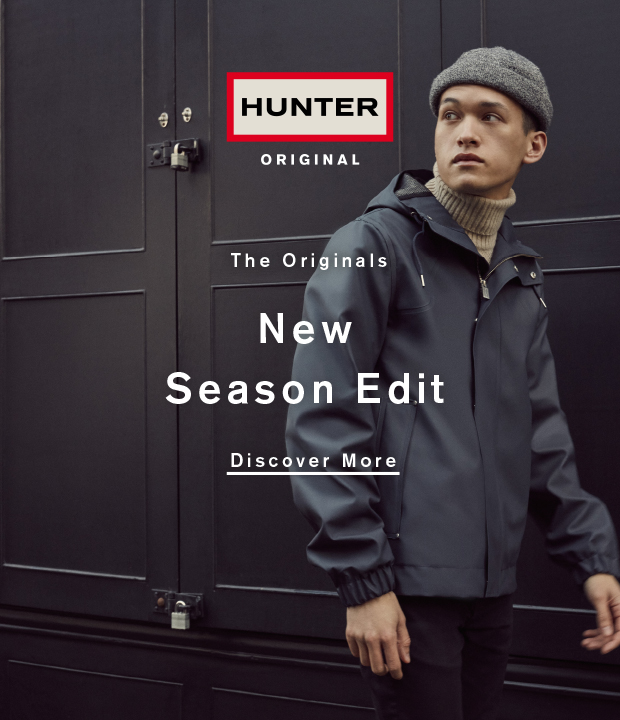 New Season Edit: Discover More