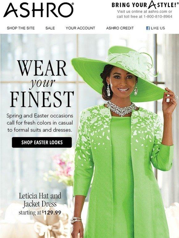 Ashro: Easter Fashion Headquarters | Milled