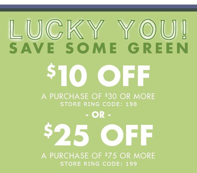 Lucky Brand Deals