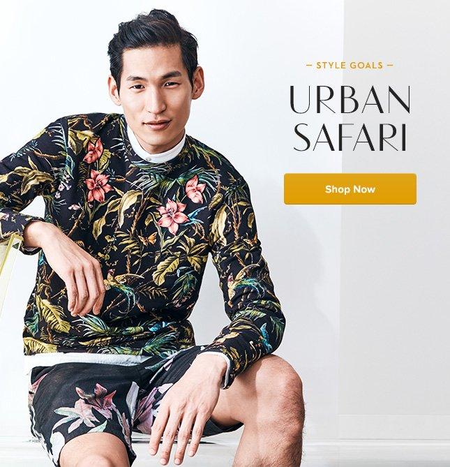Urban Safari