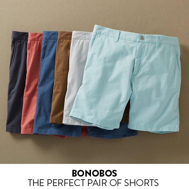 Bonobos - The Perfect Pair of Shorts
