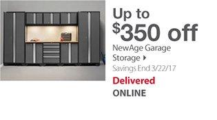 New Age Garage Storage