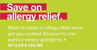 Allergey relief