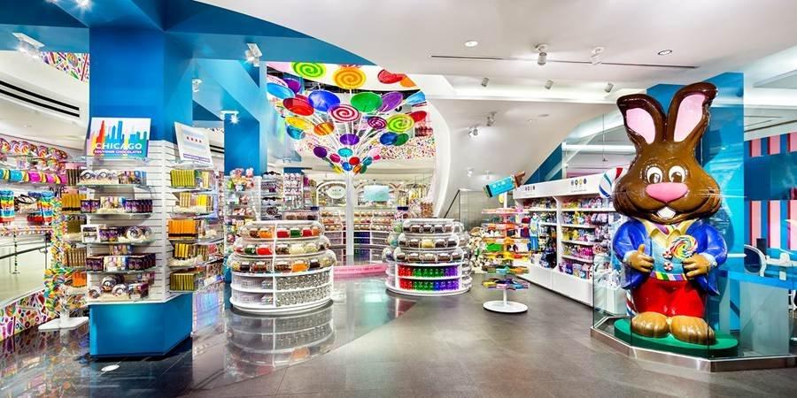 Resultado de imagem para dylans candy bar new york