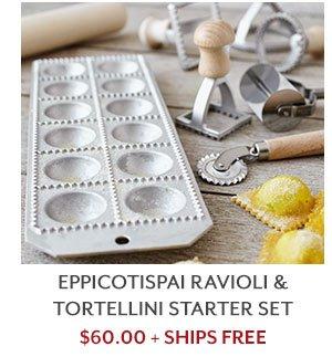 Eppicotispai Ravioli and Tortellini Starter Set