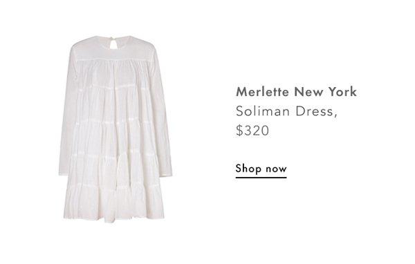 Merlette New York, Soliman Dress